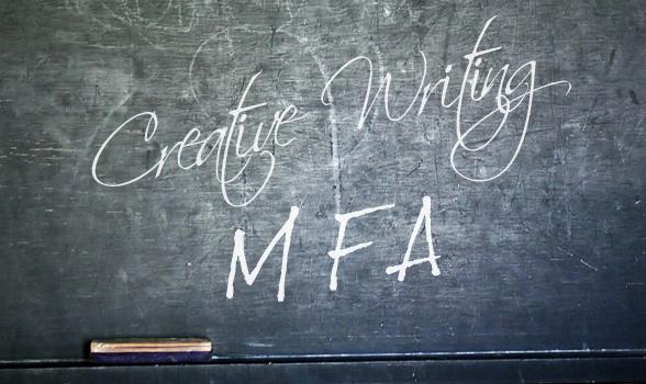 Online mfa creative writing